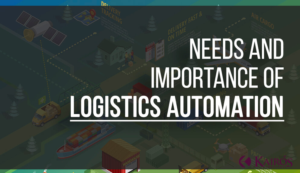 Logistics Automation Kairos Institute