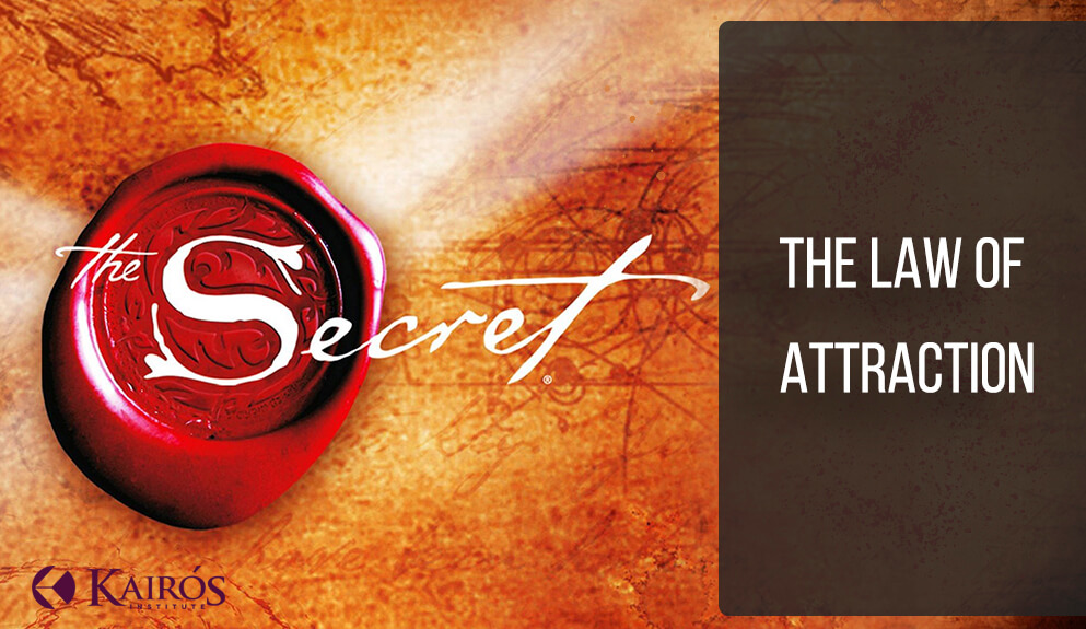 The Secret Rhonda Byrne Kairos