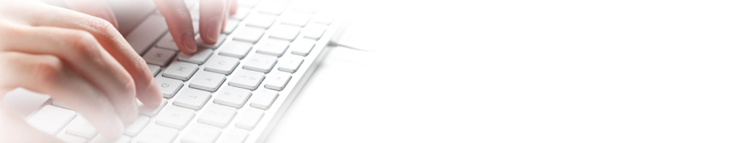 Kairos Institute header background Blog Keyboard